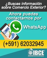 banner de IBCE Whatsapp