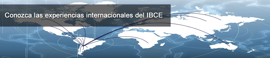 red internacional - IBCE