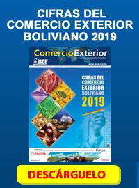 banner de Periódico Comercio Exterior: Cifras del Comercio Exterior Boliviano 2019