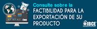 Análisis de factibilidad para la exportación