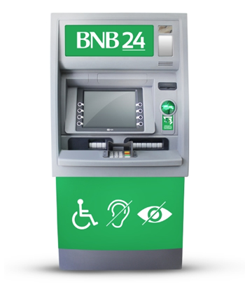 Resultado de imagen de cajero automatico BNB